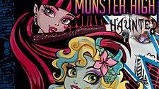 Monster High Korkunç Eğlenceli 4 Bölüm-Monster High