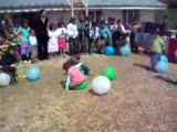 Balon Patlatma Yarışı