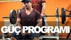 BulkingBad - Hafta 4, 5 ve 6 - Bench Press Hareketinde Güclenmek 120 - 130 kg - KENZO KARAGÖZ