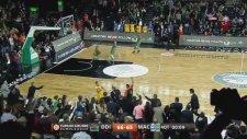 Darüşşafaka Doğuş - Maccabi Tel Aviv Maçının Skandal Son Bölümleri