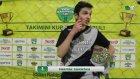Emporio Florya maç sonrası röportaj Erdım Tınkır - Ali Zer