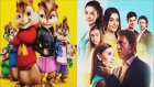 Güneşin Kızları Dizi Müziği (  Alvin ve Sincaplar )