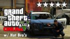 5 YILDIZ CHALLENGE!! - GTA V - w/Hot Bro's
