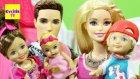 Barbie | Barbie ve Ailesi Kahvaltı'da | EvcilikTV