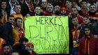 Galatasaray taraftarından özel beste