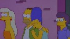 Homer Simpson'ın Star Wars Spoilerı Vermesi