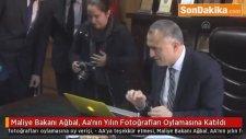 Maliye Bakanı Ağbal, Aa'nın