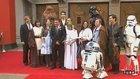 Star Wars Konseptli Düğün: Güç Sizinle Olsun Gençler