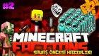 Türkçe Minecraft - Factions (Savaş Krallığı) - SAVAŞ ÖNCESİ HAZIRLIK! - Bölüm 2