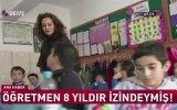 8 Yıldır Okula Gitmeyen Öğretmen Trabzon