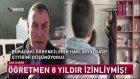 8 Yıldır Okula Gitmeyen Öğretmen (Trabzon)