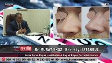 Dr.Murat Enöz - KBB Uzmanı - Burun Estetiği - Burun Ucu Estetiği - Burun Ucu Kaldırma