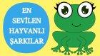 Küçük Kurbağa | Çocuk Şarkıları 2016 | En Sevilen Hayvanlı Şarkıları