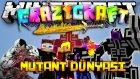 MUTANT DÜNYASI! (Robot DÜNYASI)   Minecraft Crazy Craft   Bölüm 26 w/TTO