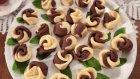 Nursel'in Mutfağı - İki Renkli Gül Kurabiye Tarifi