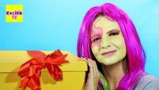 Dev Sürpriz Oyuncak Kutusu 7 : MLP My Little Pony Fluttershy - EvcilikTV