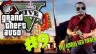 GTA 5 Türkçe Online PC : Bölüm 9 / Yarış Modu - Neden Hep Kaybediyorum!