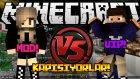 MCSG VIP VS MOD - Hunger Games - Minecraft Açlık Oyunları w/ DuruFTW