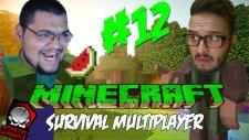 Minecraft (Türkçe) Survival Multiplayer : Bölüm 12 - Elmas Buldum! (/w Oyunsal TV)