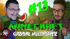 Minecraft (Türkçe) Survival Multiplayer : Bölüm 13 - Altın Tahtın Peşinde! (/w Oyunsal TV)