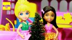 Polly Pocket | Yılbaşı Ağacı Süsleme | EvcilikTV Oyuncak Oyunları