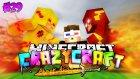 DÜNYANIN EN HIZLI İNSANI (Flash vs Reverse Flash) İnanılmaz Hız - Minecraft Türkçe Crazy Craft - #29