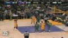 Kobe'den 3 çeyrekte 62 sayı!