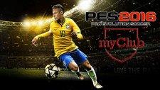 PES 16 My Club // Deneme 1-2-3