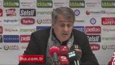 Şenol Güneş: Ben Olsam Osmanlıspor'u Lige Almam