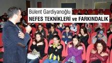 Bülent Gardiyanoğlu, Nefes Teknikleri ve Farkındalık Konferansı, Karabük