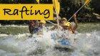 Düzce, Melen Çayında Zipline ve Rafting Heyecanı - 2. Bölüm