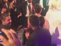 Atiba Hutchinson'ın Düğünde Davul Çalması