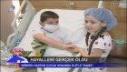 Böbrek Hastası Çocuk Elif'le Tanıştı