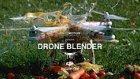 Drone'u Mikser Gibi Kullanıp Gıda Ürünlerini Parçalamak