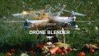 Drone'u Mikser Gibi Kullanıp Ürünleri Parçalamak