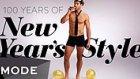 Erkeklerin Yılbaşı Stilinin 100 Yıllık Değişimi