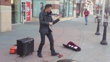 Street Musician - Violinist (Sokak Müzisyeni)