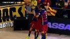 Barcelona Futsal takımından harika goller