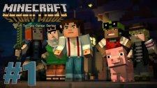 Minecraft: Story Mode - Bölüm 1 - İNŞAAT YARIŞMASI!