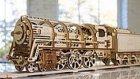 Oyuncak Lokomotif Model: Ugears