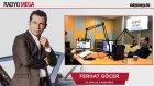Radyo Mega 23 Aralık 2015 Ferhat Göçer Yayını!