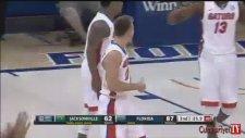 Tek Kollu Basketçi İlk Basketini Attı