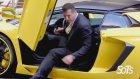Uzun Boylu Valenin Lamborghini ile Cebelleşmesi