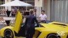 Valenin Lamborghini İle İmtihanı