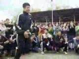 Malatya Spor Lisesi Ve Diyer Okularla Hop Tek Oynu