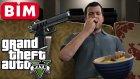 GTA 5 Online - Kamyon ile BİM soydum - Bölüm 1 (Komik Anlar)