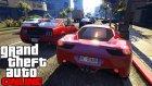 GTA 5 Online - Mahalle Kavgası, Paraşüt, Helikopter - Bölüm 11 (Komik Anlar)