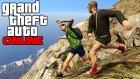 GTA 5 Online - Motor Duvara Çarptı! - Bölüm 17 (Komik Anlar)