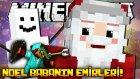 Türkçe Minecraft | NOEL BABANIN EMİRLERİ! (Santa Says) | Yeni Minigames