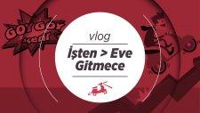 İstanbul'un mayın tarlaları yolları | İşten eve gitmece | GoyGoy İçerir - vlog